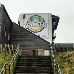 INTENSE Activities - branding huisstijl