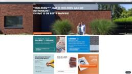 Vandersanden website E-soleren