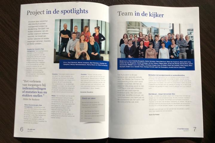 Bank van Breda - CRM en branding